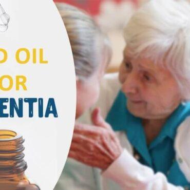 CBD масло при деменция